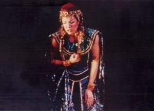 Amneris, Aida, Act IV